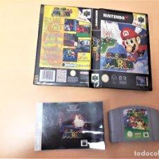 Videojuegos y Consolas: 08-00306 NINTENDO 64- SUPER MARIO 64. Lote 144577970
