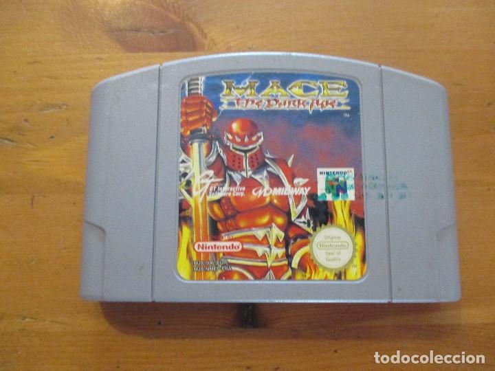 MACE THE DARK AGE SOLO CARTUCHO (Juguetes - Videojuegos y Consolas - Nintendo - Nintendo 64)