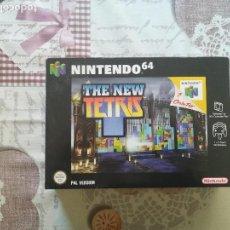 Videojuegos y Consolas: THE NEW TETRIS NINTENDO 64. Lote 145616982