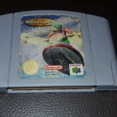 Videojuegos y Consolas: JUEGO NINTENDO 64 WAVE RACE. Lote 145706481