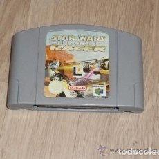 Videojuegos y Consolas: N64 NINTENDO 64 JUEGO STAR WARS - EPISODE 1- RACER. Lote 146134890