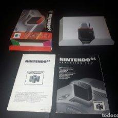 Videojuegos y Consolas: EXPANSION PAK NINTENDO 64. Lote 147062998