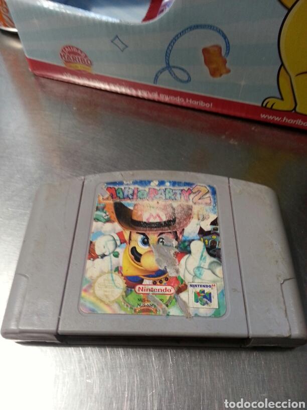 Nintendo 64  Mario party 2