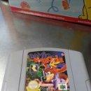 Videojuegos y Consolas: NINTENDO 64. BANJO - KAZOIE. Lote 161334985