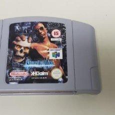 Videojuegos y Consolas: J- SHADOW MAN NUS-006 NINTENDO 64 VERSION EUROPEA . Lote 151410246