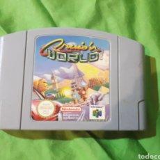 Videojuegos y Consolas: CRUIS WORLD NITENDO 64. Lote 151447134