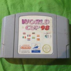 Videojuegos y Consolas: WORLD CUP 98 NINTENDO 64. Lote 151448632