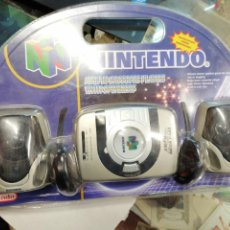 Videojuegos y Consolas: RADIO CASETTE WALKMAN NINTENDO CON ALTAVOCES NUEVO A ESTRENAR. Lote 153805026