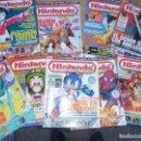 Videojuegos y Consolas: GRAN LOTE REVISTAS NINTENDO AÑOS 90- 28 NUMEROS. Lote 156552902