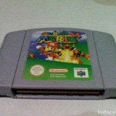 Videojuegos y Consolas: SUPER MARIO 64 NINTENDO 64. Lote 158440266