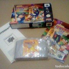 Videojuegos y Consolas: TETRIS MAGICAL CHALLENGE NINTENDO 64 COMPLETO JUEGO PROBADO MICKEY. Lote 158959858