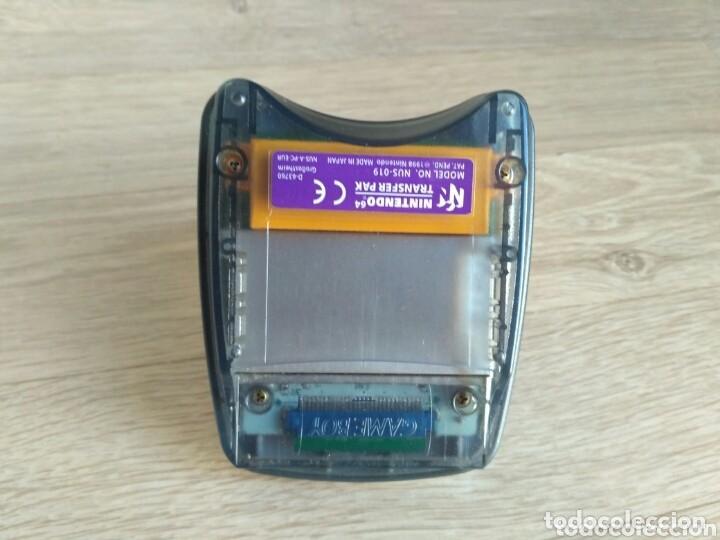 N64 NINTENDO 64 TRANSFER PAK (Juguetes - Videojuegos y Consolas - Nintendo - Nintendo 64)