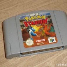 Videojuegos y Consolas: N64 NINTENDO 64 JUEGO POKEMON STADIUM. Lote 160084122