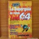 Videojuegos y Consolas: ZELDA, SUPER MARIO, DONKEY KONG... SUPERGUIAS. SUPLEMENTO REVISTA 64 MAGAZINE. NINTENDO 64. Lote 165716954