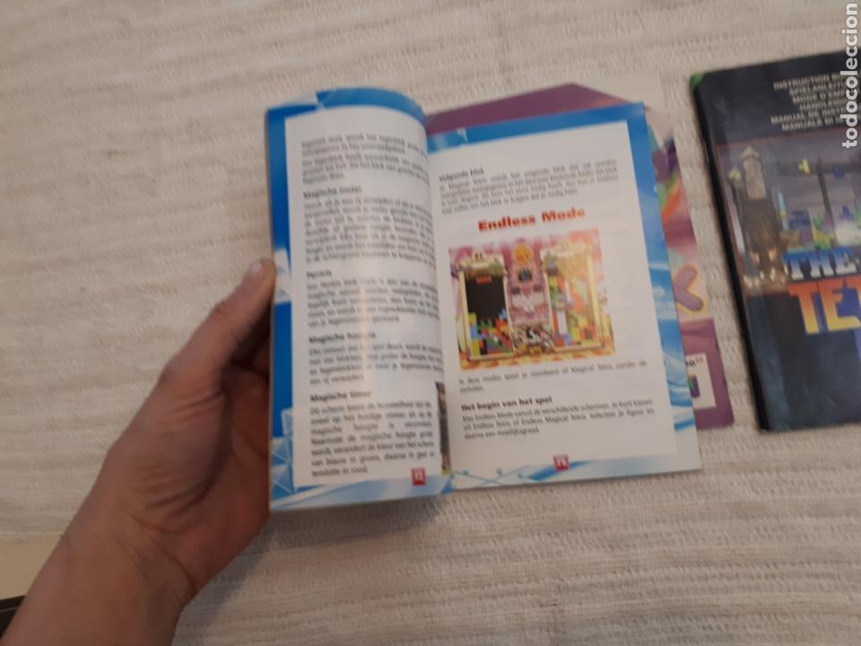 Videojuegos y Consolas: Lote Wetrix, The New Tetris, Magical Tetris Challenge. Nintendo 64 antiguo manual instrucciones - Foto 2 - 166127934