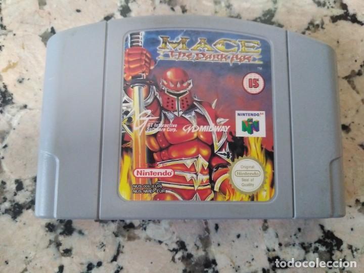 Videojuegos y Consolas: Lote juegos Nintendo 64 - Foto 2 - 166788598
