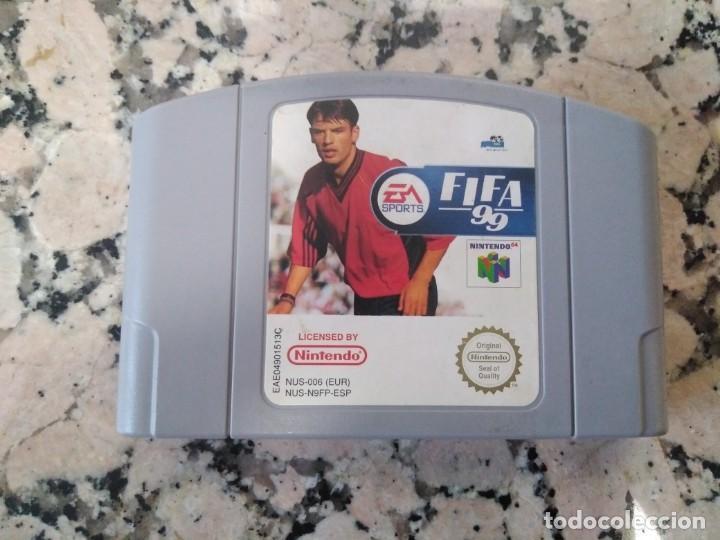 Videojuegos y Consolas: Lote juegos Nintendo 64 - Foto 4 - 166788598