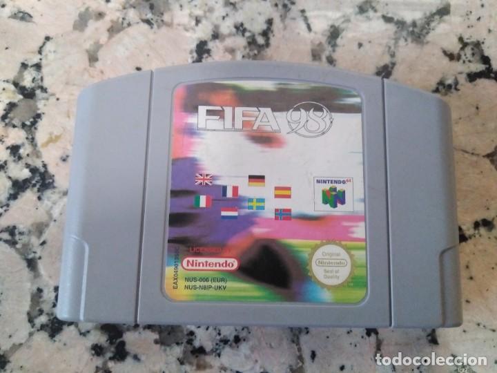 Videojuegos y Consolas: Lote juegos Nintendo 64 - Foto 5 - 166788598