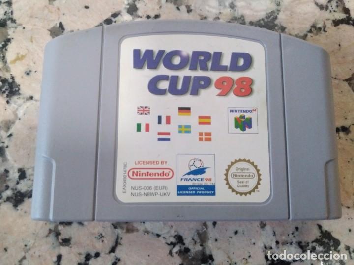 Videojuegos y Consolas: Lote juegos Nintendo 64 - Foto 7 - 166788598