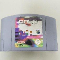 Videojuegos y Consolas: 619- FIFA 98 NINTENDO 64 VERSION EUROPEA. Lote 168034848
