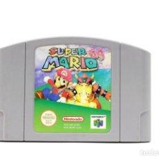Videojuegos y Consolas: SUPER MARIO 64 NINTENDO 64 . Lote 171051845