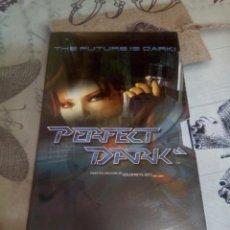 Videojuegos y Consolas: VHS PERFECT DARK/NINTENDO 64. Lote 171676087