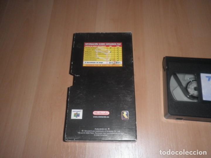 Videojuegos y Consolas: VHS GAMECUBE PERFECT DARK - Foto 2 - 171991543
