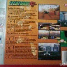 Videojuegos y Consolas: STARFOX 64 CON CAJA,JOS N-4. Lote 172346963