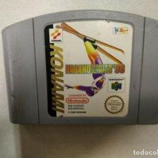 Videojuegos y Consolas: NAGANO WINTER OLYMPICS - NINTENDO 64 - N64 - PAL EUR -. Lote 172755652