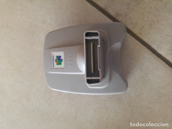 TRANSFER PAK N64 NINTENDO 64 (Juguetes - Videojuegos y Consolas - Nintendo - Nintendo 64)