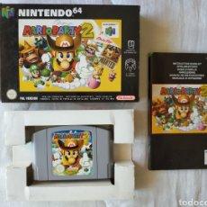Videojogos e Consolas: MARIO PARTY 2 COMPLETO NINTENDO 64. Lote 175589315