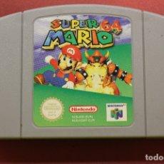 Jeux Vidéo et Consoles: SUPER MARIO 64, N64. Lote 176896908