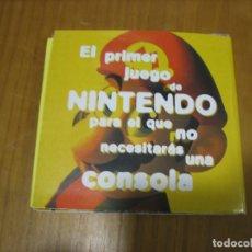 Videojuegos y Consolas: MANUAL NINTENDO. Lote 179010135
