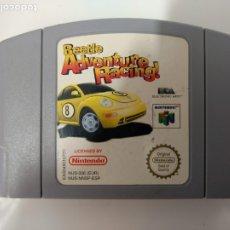 Videojuegos y Consolas: BEETLE ADVENTURE RACING ( NINTENDO 64 - PAL - EURO). Lote 179156241