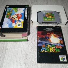 Videojuegos y Consolas: SUPER MARIO 64 NINTENDO 64. Lote 179523496