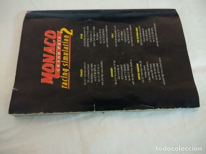 Videojuegos y Consolas: JUEGO NINTENDO 64/MONACO GRAND PRIX-RACING SIMULATION 2. - Foto 5 - 182297345
