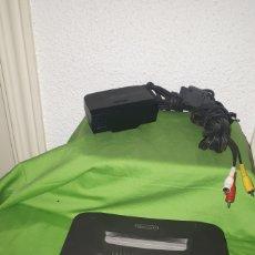 Videojuegos y Consolas: CONSOLA NINTENDO 64 CON CABLE CONEXIÓN TELEVISOR Y CABLE ALIMENTACION. Lote 184884721