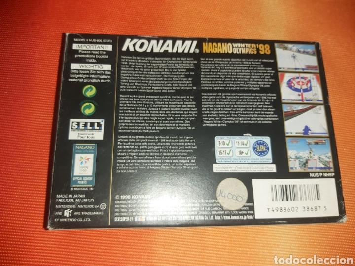 Videojuegos y Consolas: Nagano nintendo 64 - Foto 2 - 185703298