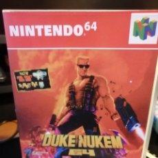 Videojuegos y Consolas: DUKE NUKEM 3D PARA NINTENDO 64. Lote 187190696