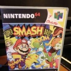 Videojuegos y Consolas: JUEGO SUPER SMASH BROS PARA NINTENDO 64. Lote 187194550