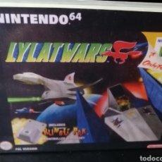 Videojuegos y Consolas: LYLATWARS PARA NINTENDO 64. Lote 187325401