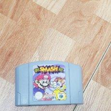 Videojuegos y Consolas: SUPER SMASH BROS PARA NINTENDO 64. Lote 187449050