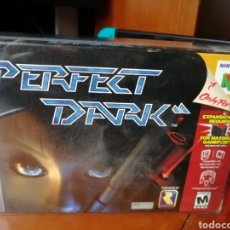 Videojuegos y Consolas: JUEGO PERFECT DARK PARA NINTENDO 64. Lote 187576542