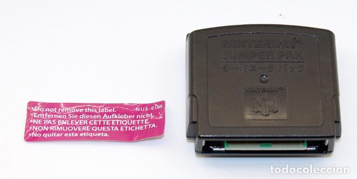 NINTENDO 64 - JUMPER PAK (Juguetes - Videojuegos y Consolas - Nintendo - Nintendo 64)