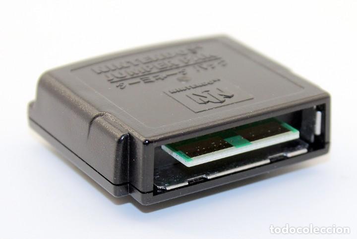 Videojuegos y Consolas: NINTENDO 64 - JUMPER PAK - Foto 2 - 268879314