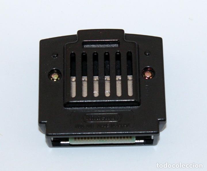 Videojuegos y Consolas: NINTENDO 64 - JUMPER PAK - Foto 5 - 268879314