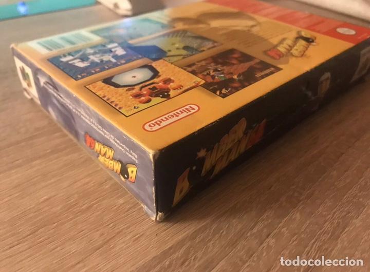 Videojuegos y Consolas: Bomberman 64 Nintendo 64 N64 Completo PAL España - Foto 4 - 194086866