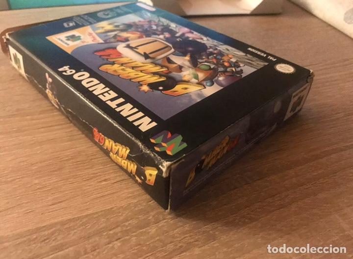 Videojuegos y Consolas: Bomberman 64 Nintendo 64 N64 Completo PAL España - Foto 5 - 194086866
