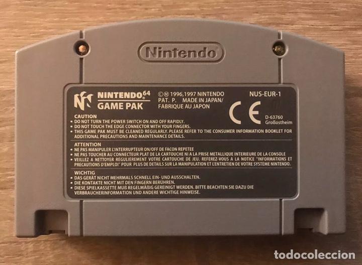 Videojuegos y Consolas: Bomberman 64 Nintendo 64 N64 Completo PAL España - Foto 8 - 194086866