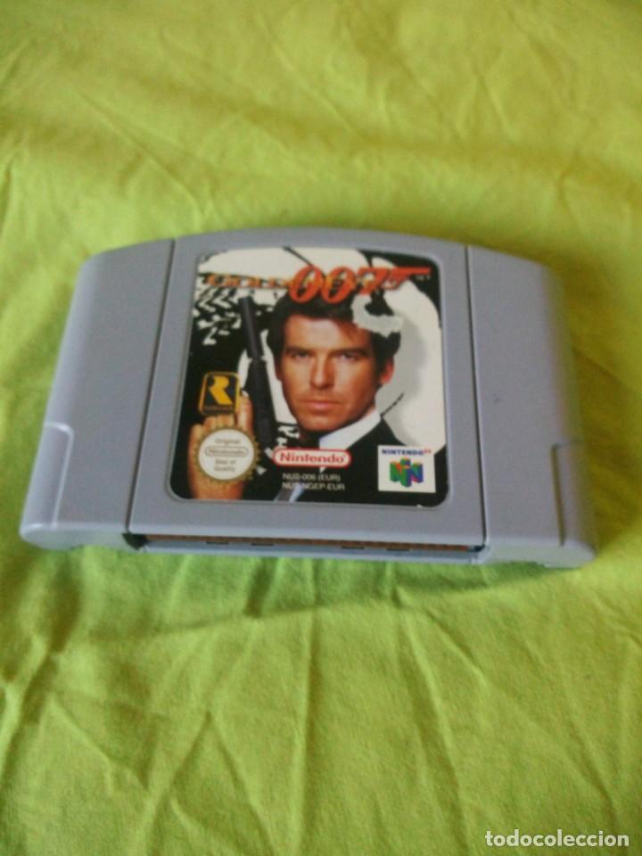 JUEGO NINTENDO 64 007 GOLDENEYE (Juguetes - Videojuegos y Consolas - Nintendo - Nintendo 64)